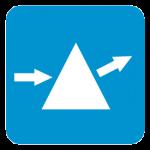 Refractive Index Icon